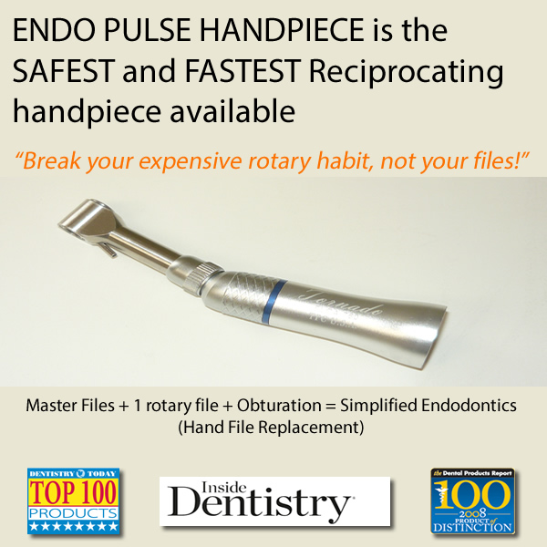 EndoPulse™ Handpiece (Without Motor)